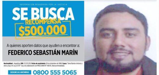 """El buscado narco correntino """"Morenita"""" Marín habría escapado a los tiros de los gendarmes"""