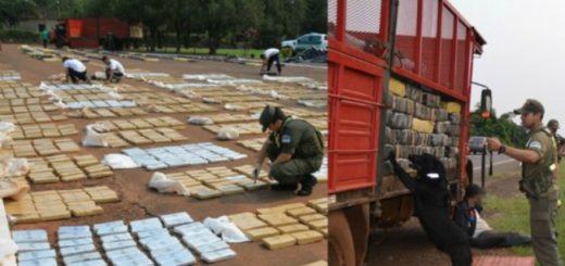 La sentencia al camionero por el megacargamento de marihuana recién se conocerá el 13 de octubre
