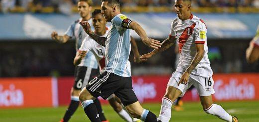 Argentina tiene ambición, pero no logra concretar y se le hace cuesta arriba