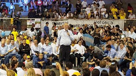 """Pastori destacó el """"respaldo del Presidente en Iguazú y el triunfo de Cambiemos en Corrientes"""""""