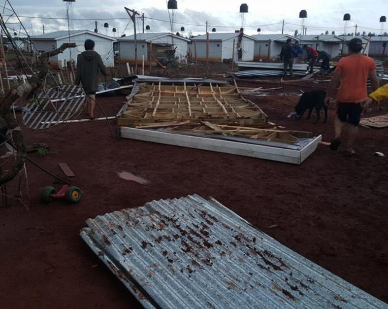 EMSA informó la situación actual tras el temporal de ayer