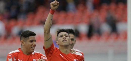 Independiente le ganó a Vélez Sarsfield en Avellaneda