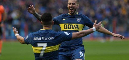 A Boca no le sobró nada, pero volvió a ganar y suma puntaje ideal