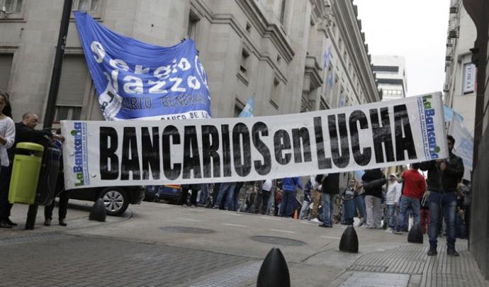 Desde el gremio bancario de Misiones aseguraron que si se anuncian medidas de fuerza contra de la reforma laboral, se unirán
