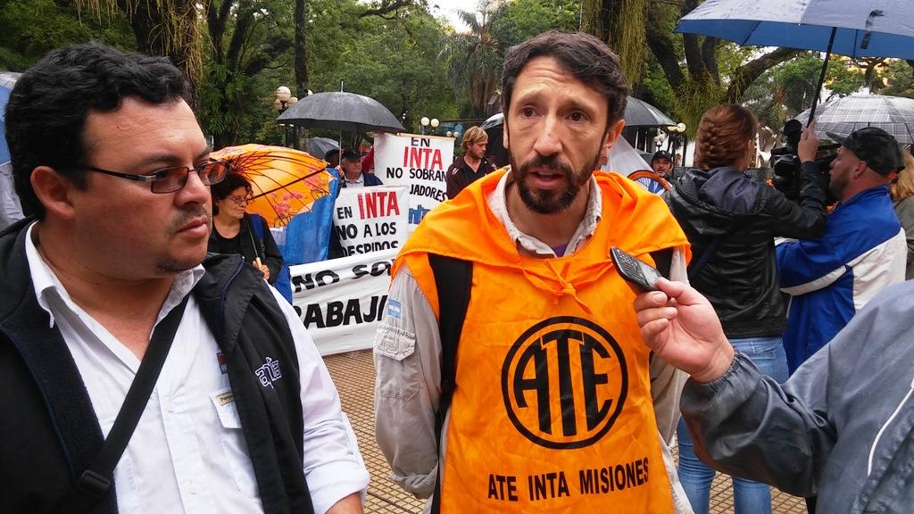 Trabajadores de INTA denuncian que 40 puestos corren riesgo en Misiones