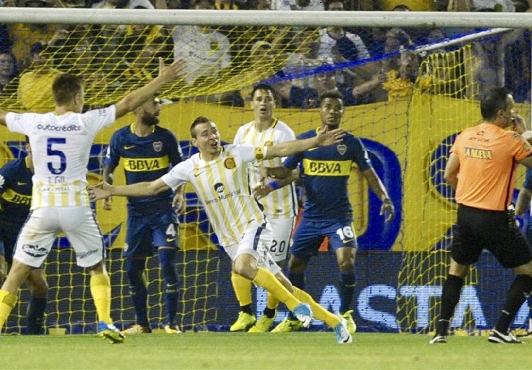 Superliga: Boca sumó su segunda derrota al hilo en Rosario