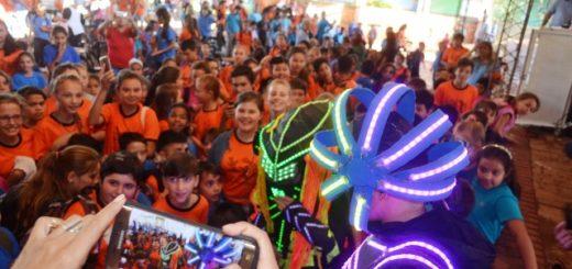 Con propuestas tecnológicas, Conozco Misiones participó de jornada inclusiva en Dos de Mayo