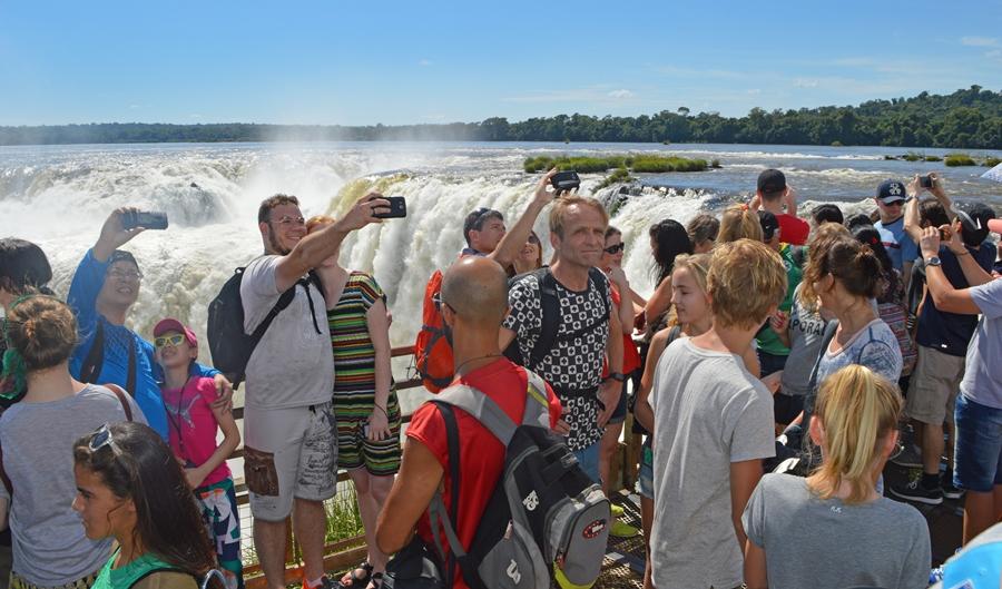 Iguazú fue el destino más elegido los fines de semana largos del 2017
