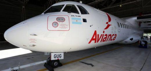 Avianca Argentina comienza hoy con sus vuelos regulares