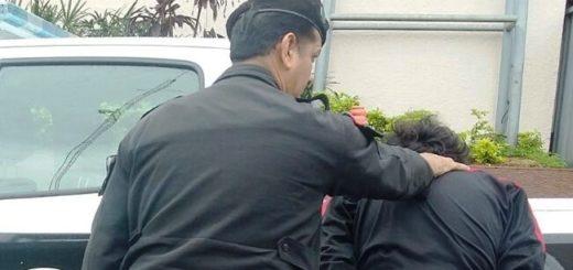 Un ladrón intentó robar en varias casas en Posadas y terminó detenido