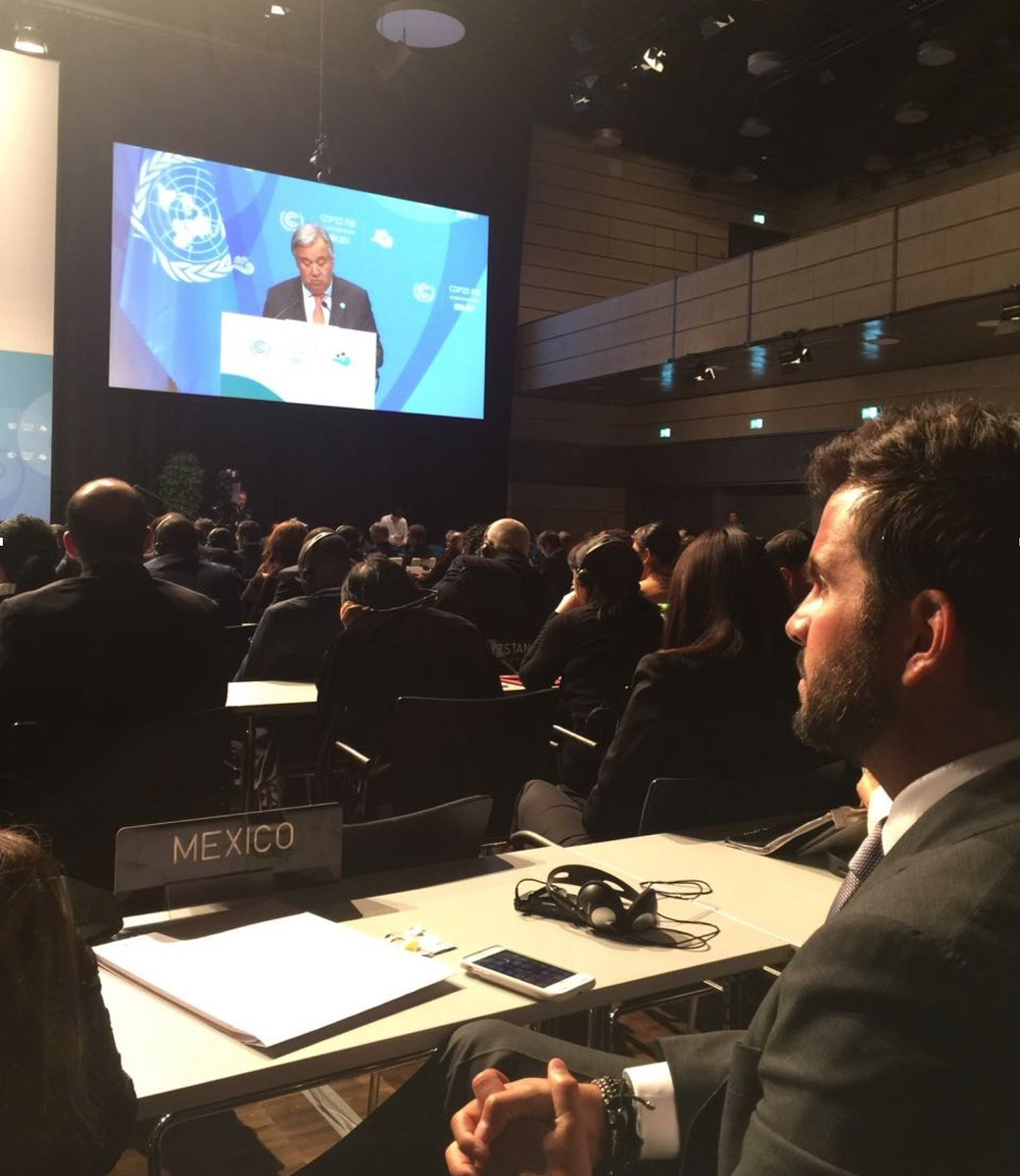 Cambio climático: COP23 alcanzó acuerdos en la Cumbre de Bonn