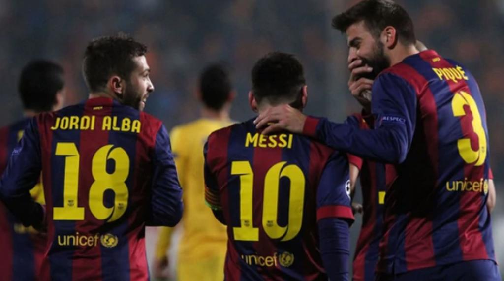 Un jugador del Barcelona aseguró sentirse «mucho mejor» sin Neymar en el equipo