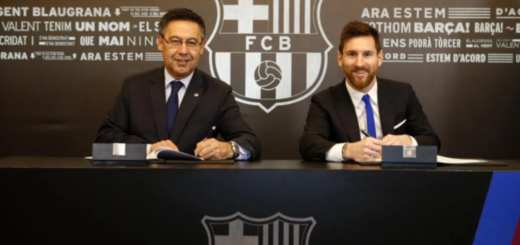 Barcelona: Messi renovó contrato hasta el 2021 y la nueva cláusula de rescisión no podría pagarla ningún club