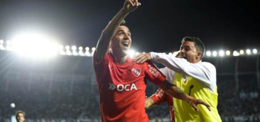 Superliga: Independiente le ganó a Racing y se quedó con el clásico
