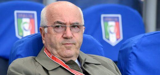 Tras el fracaso de Italia en su camino al Mundial de Rusia, renunció el presidente de la Federación
