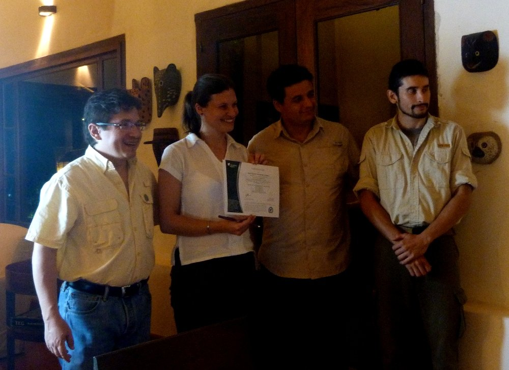 Misiones tiene once empresas certificadas en Turismo Sostenible por Rainforest Alliance, las primeras en el país y un ejemplo en América Latina