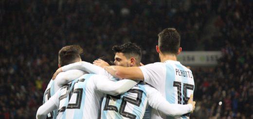 Argentina le gana a Nigeria 2 a 0 en el segundo amistoso con miras al Mundial de Rusia 2018