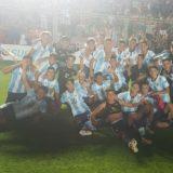 Campeón sudamericano con Argentina y con River: el sueño hecho realidad del misionero Luciano Vera quien va por más y anhela llegar a la primera del Millo