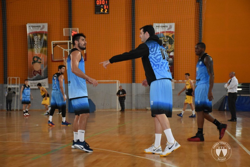 Básquetbol: OTC recibe a Independiente de Santiago del Estero en Eldorado