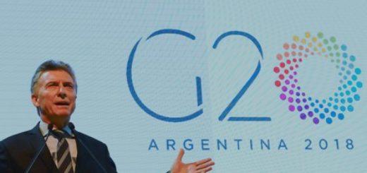 """Macri: """"Estamos poniendo a la Argentina en un lugar relevante de un mundo al que le inspiramos confianza"""""""