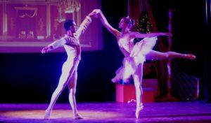 Emotivo y brillante cierre de año de las bailarinas de la Escuela de Danzas Clásicas Claudia Falcón