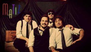 Matiz, una banda de rock integrada por músicos de Misiones que suena cada vez más entre las elegidas del Litoral argentino