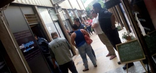 Juegos de azar clandestinos por internet: allanaron dos firmas comerciales de Misiones por pedido de la Justicia porteña