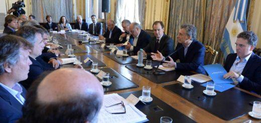 Macri con la Mesa Foresto-Industrial: un encuentro sin muchos anuncios pero con firmes avances para la mejora futura de la competitividad sectorial