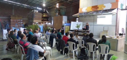 Exitosas jornadas de capacitación sobre armado de muebles en melamina destinadas a fabricantes y carpinteros