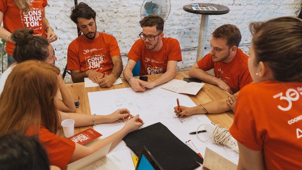Córdoba: Jóvenes premiados por desarrollar soluciones de alto impacto para la construcción sostenible