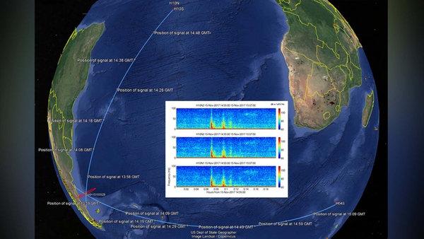El informe que recibió el Gobierno sobre la explosión en el submarino ARA San Juan