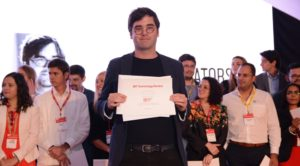 Un argentino entre los jóvenes Innovadores menores de 35 más influentes de Latinoamérica