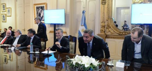 Macri propuso ante los gobernadores que la Nación pague el Fondo del Conurbano y Vidal retirará la demanda