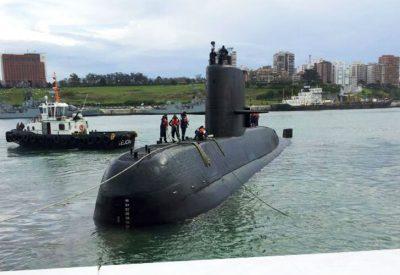 Submarino desaparecido: afirman que el problema eléctrico se originó a raíz de una entrada de agua