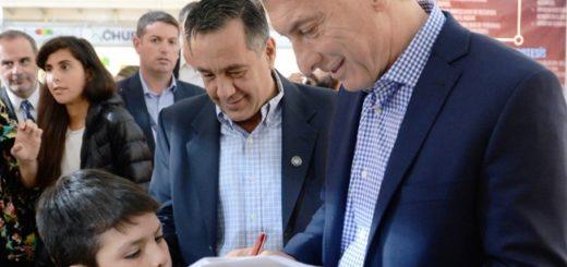 Macri visitó la Feria Nacional de Innovación Educativa