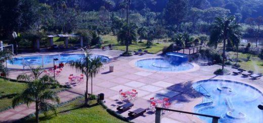 Turismo: habilitaron la temporada estival en las Termas de la Selva