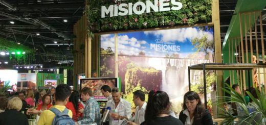 Misiones se lució en el mejor espacio de la FIT 2017