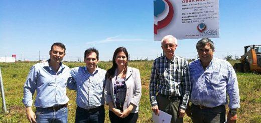 Construirán un astillero escuela municipal en el Parque Industrial de Posadas