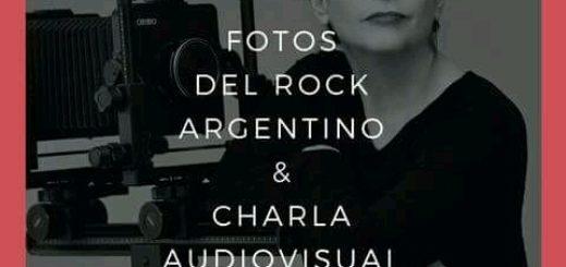 Andy Cherniavsky brindará una charla audiovisual este sábado en Eldorado