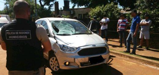 Detuvieron en Corrientes al conductor que chocó y mató a una joven con su sobrina en Apóstoles