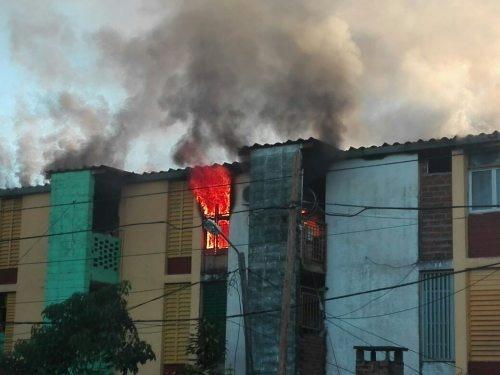 Posadas: se incendió una vivienda en Villa Cabello