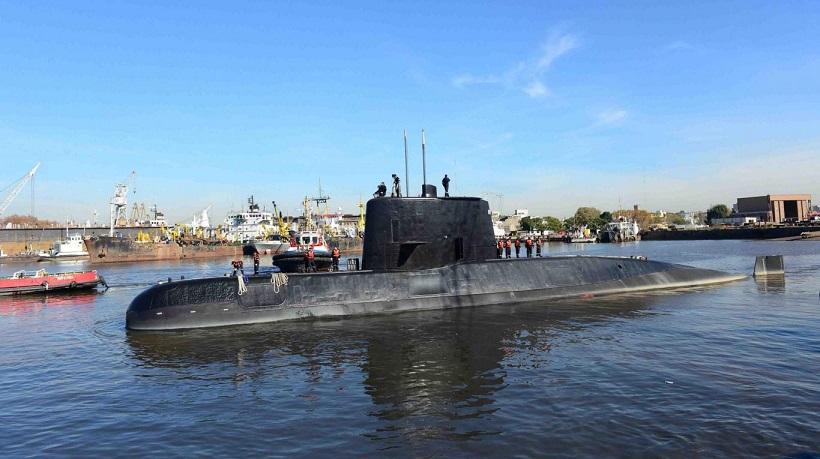 Submarino desaparecido: se cumple una semana y la Armada expresó preocupación por la autonomía de oxígeno