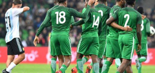 Vea los goles de la dura derrota de Argentina frente a Nigeria