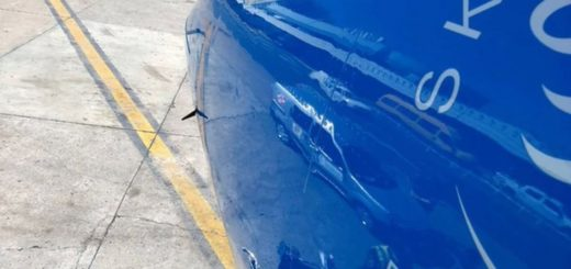 AUDIO: la conversación entre el piloto y la torre de control tras chocar con el drone