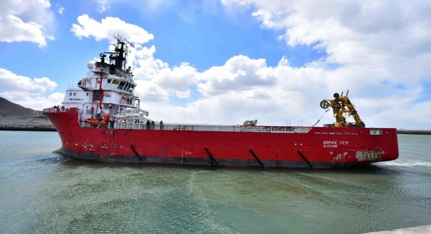 Búsqueda del Submarino desaparecido: el minisubmarino viaja hacia la zona de búsqueda del ARA San Juan