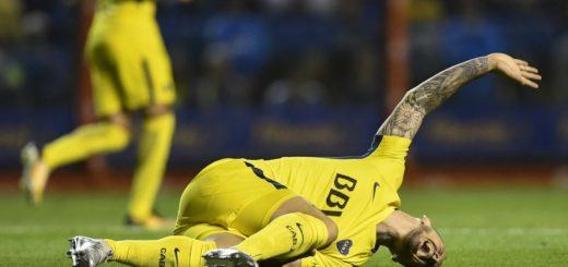 El nueve de Boca tiene rotura de ligamentos y se pierde el mundial