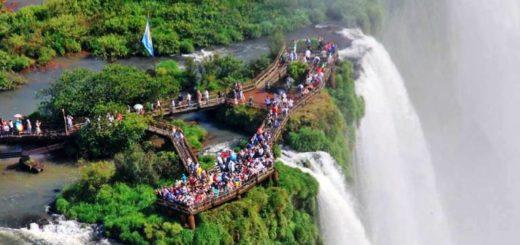 Cataratas va camino a cerrar un 2017 con récord de visitas