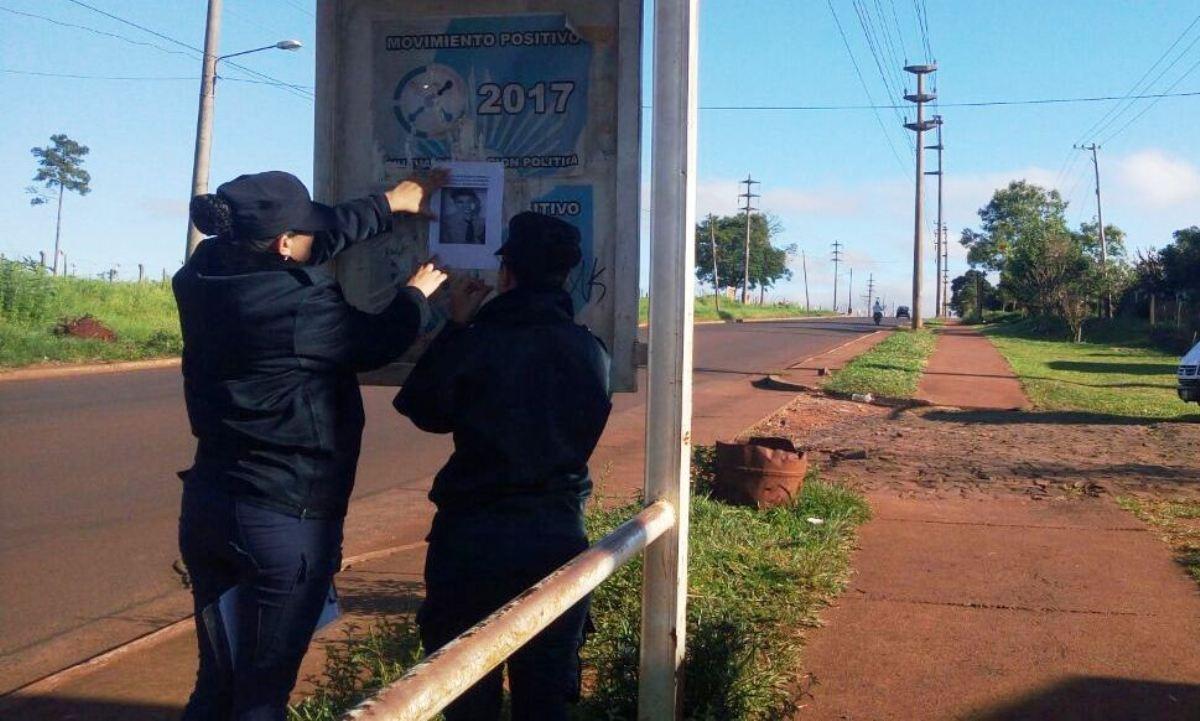 La Policía intensifica la búsqueda de un joven de 16 años en Posadas