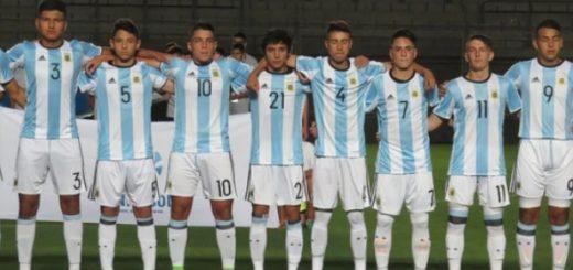 Conocé al misionero que juega en River y es parte del Sudamericano Sub 15 con la selección Argentina