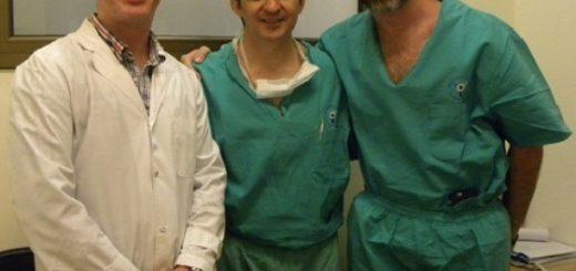 Hospital Escuela: trabajan fuertemente para extender las prácticas de cirugías robóticas a la especialidad de Cirugía General